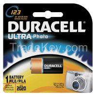 DURACELL- DL123ABPK Battery 123 Lithium 3V