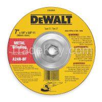 DEWALT- Depressed Ctr Whl, T27, 4.5x1/4x5/8-11, AO