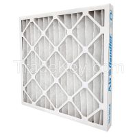 AIR HANDLER High Cap.Pleated Filter 6B930 20x25x2 MERV8
