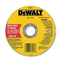 DEWAL-T DW8062 Abrsv Cut Whl 4-1/2 Dx0.045In T 7/8In AH