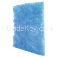 AIR HANDLER 6B757 Filter Media Pad Polyester 12 in H