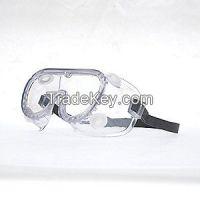 CONDOR 1VT70 Chemical Splash/Impact Resistant Goggles