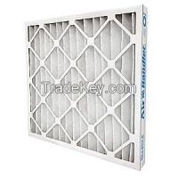 AIR HANDLER 2W237 Std Cap.Pleated Filter 20x25x4 MERV7