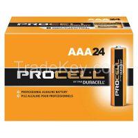 DURACELL- PC2400BKD Battery AAA Alkaline PK 24