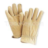 CONDOR 1AD52 D1592 Leather Drivers Gloves Pigskin XL PR