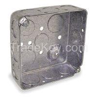 RACO 192 Box Square 4 X 1.5 In