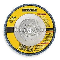 DEWALT DW8313 Arbor Mount Flap Disc, 4-1/2in, 80, Medium