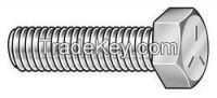 APPROVED VENDOR 1YU43  Hex Bolt Refill 3/8-16x1L PK8