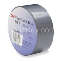 3903 Duct Tape 2 x 50 yd 6.3 mil Gray Vinyl