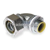 RACO 3542 Insulated Connector 1/2 In. Vinyl 90 Deg
