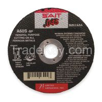 UNITED ABRASIVES-SAIT Abrsv Cut Whl, 4-1/2 Dx0.045In T