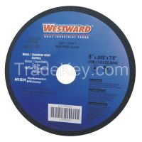 WESTWARD 6ZFH1 Cut-Off Wheel Pipeline 5x1/8x7/8 AO