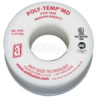 ANTI-SEIZE Sealant Tape, 1/2 In. W, 260 In. L
