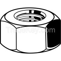 APPROVED VENDOR U013000250001 Hex Nut Grade 5 1/4-20 PK100