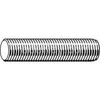 APPROVED VENDOR U221800373600 Threaded Rod B7 Plain 3/8-16x3 ft