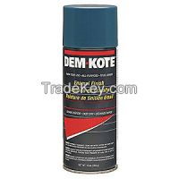 DEM-KOTE 6FGJ0 Spray Paint, Ford Blue, 10 oz.