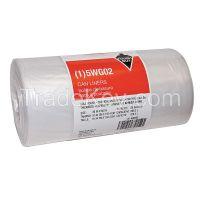 TOUGH GUY 5WG02 Coreless Roll Liner 55 Gal. Clr PK20