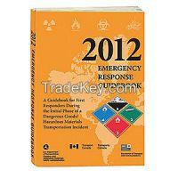 LABELMASTER ERG0017 Emergency Response Guide English