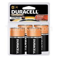 DURACELL MN1300R4Z Battery Alkaline D PK 4