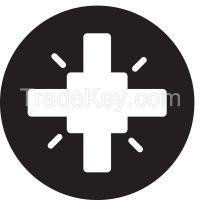 IRWIN 3510851C G3601 Pozidriv Insert Bit #1 1 In