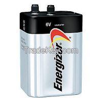 ENERGIZER 528  Lantern Battery Alkaline 6V Screw Term
