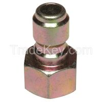 APPROVED VENDOR ALPLUG38B  Quick Connect Plug 3/8 (F)NPT