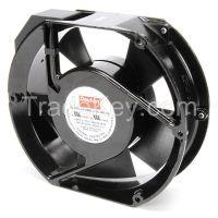 DAYTON  4WT43  Axial Fan 230VAC 6-3/4In H 5-7/8In W