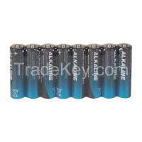 POWER FIRST  4TAE5  Battery Alkaline AA 1.5V PK 8