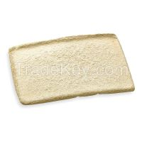 ABILITY ONE 7920002402555 Sponge Natural 3-5/8In L 5-3/4In W
