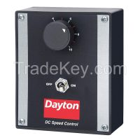 DAYTON 4Z527  DC Speed Control 90/180VDC 2A NEMA 1