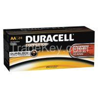 DURACELL MN1500BKD  Battery Alkaline AA PK 24