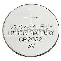APPROVED VINDOR 4LW11 Coin Cell, 2032, Lithium, 3V