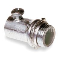 APPROVED VENDOR  3LT54 Connector Setscrew Insulated 1/2 In