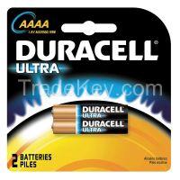 DURACELL  MX2500B2U  Battery Alkaline AAAA PK 2
