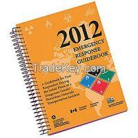 LABELMASTER ERG0018 Emergency Response Guide Spiralbound