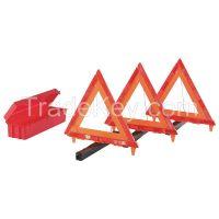 CORTINA 9503009 Roadside Emergency Kit/Triangle 4 Piece