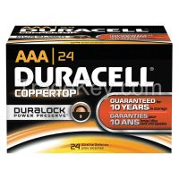 DURACELL MN2400BKD   Battery Alkaline AAA PK 24
