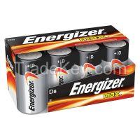 ENERGIZER E95FP8 Battery Alkaline D PK 8