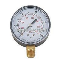 APPROVED VENDOR 4FLU1 D1338 Pressure Gauge Test 2 In
