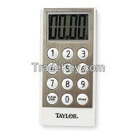 TAYLOR  5820  Digital Timer 10 Key Input Pad Alarm