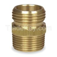 WESTWARD  4X072   Hose To Pipe Adapter Double Male