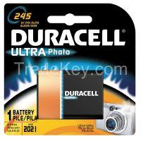 DURACELL  DL245BPK  Battery 245 Lithium 6V