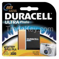DURACELL  DL223ABPK  Battery 223 Lithium 6V