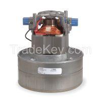 AMETEK LAMB 115923 Vacuum Mtr/Blwr Thru-Flow 2 Stge 1 Spd