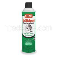 CRC 05084 Brake Parts Cleaner, 20 oz, Net 14 oz