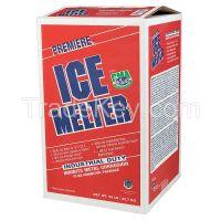PREMIERE CPM050P Ice Melt, Granular, 50 lb. Carton, -8 F
