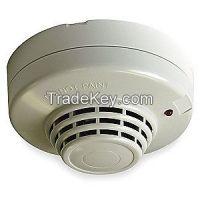 EDWARDS SIGNALING SC30U3B Smoke Detector White L 4 5/8 In