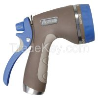 WESTWARD  1HLW2  Water Nozzle Gray/Blue 6-1/8 In L