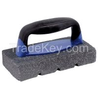 WESTWARD 13A592 Concrete Rub Brick 8x3-1/2 20 Grit