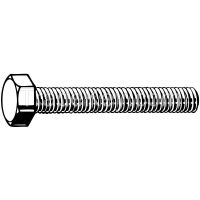 GRAINGER APPROVED 6BB73 Hex Cap Screw, 316 SS, M16-2x60mm